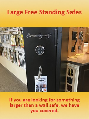 Safes & Safe Repair in Pickering, Ajax, Whitby and Oshawa
