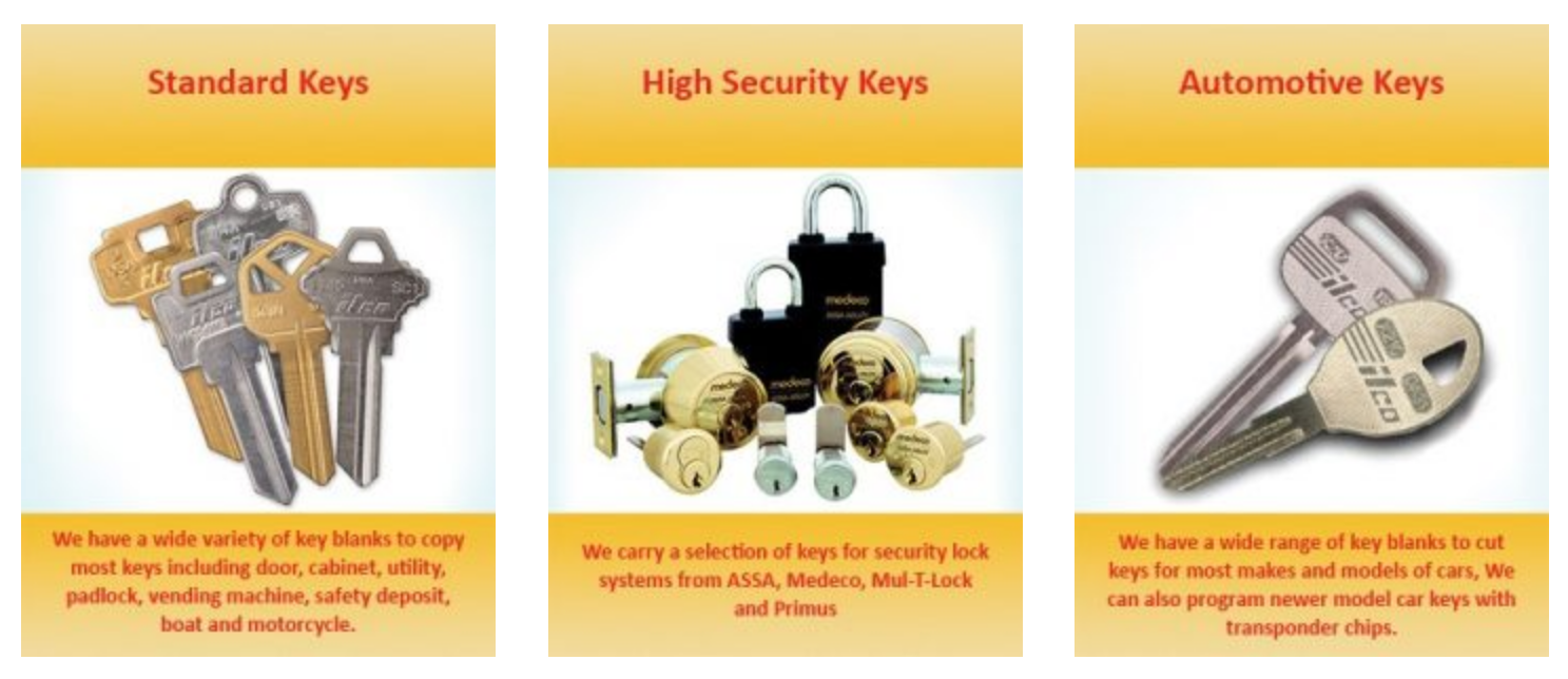 Courtice Locksmith Services - Bee Safe & Lock